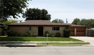 North Richland Hills Single Family Home Active Contingent: 7604 Lola Drive