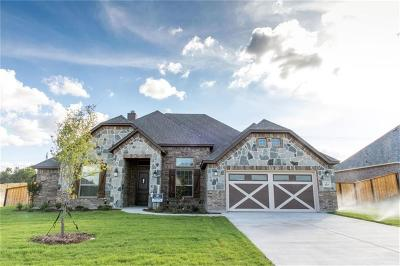 Weatherford Single Family Home For Sale: 2025 Vanderbilt