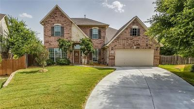 Fort Worth Single Family Home For Sale: 4204 Grayhawk Court