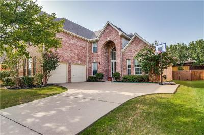 McKinney Single Family Home For Sale: 8908 Tanglewood Drive