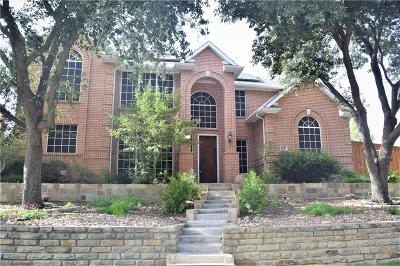 Irving Single Family Home For Sale: 9717 Wolf Creek