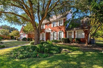Fort Worth Single Family Home Active Contingent: 11440 Northpointe Court