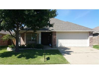 Sachse Single Family Home For Sale: 7209 Lake Hill Trail