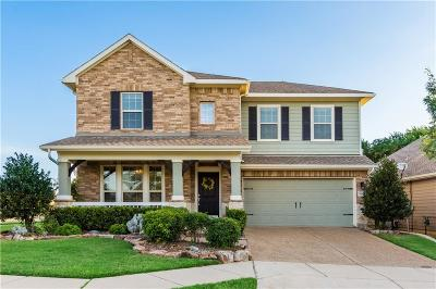 Mckinney Single Family Home For Sale: 5644 Hampshire Drive