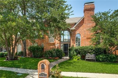 Dallas Single Family Home For Sale: 5203 Scarborough Lane