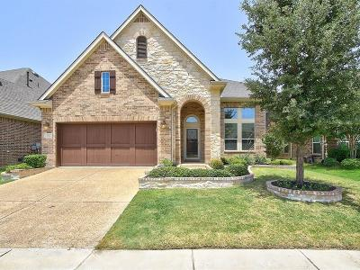 Lewisville Single Family Home For Sale: 2713 Cole Castle Drive