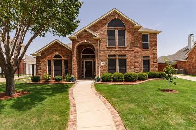 Murphy Single Family Home For Sale: 1014 Lauren Lane