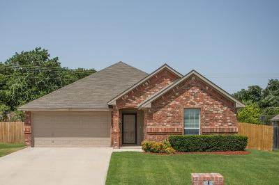 Weatherford Single Family Home For Sale: 237 Wellington Trail