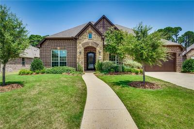 Flower Mound Single Family Home For Sale: 5700 Sicily Way