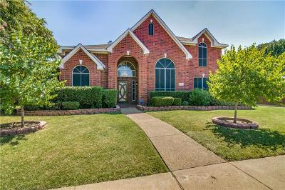 Rowlett Single Family Home Active Contingent: 8810 Watersway Drive