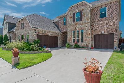 Mckinney Single Family Home For Sale: 7313 Plumas Place