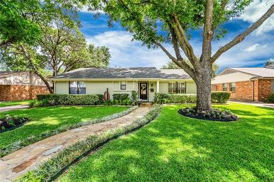 Dallas Single Family Home For Sale: 10636 Estate Lane