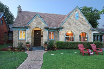 Single Family Home For Sale: 5839 Vanderbilt Avenue