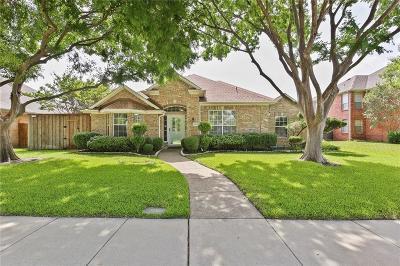 Carrollton Single Family Home For Sale: 2829 Kings Gate Drive