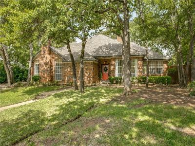 Keller Single Family Home Active Kick Out: 1315 Snow Mountain Circle