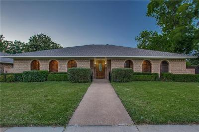 Garland Single Family Home For Sale: 1701 Clear Point Drive