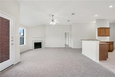 Fort Worth Single Family Home For Sale: 4844 Ambrosia Drive