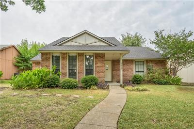 Allen Single Family Home Active Option Contract: 531 Willow Oak Drive