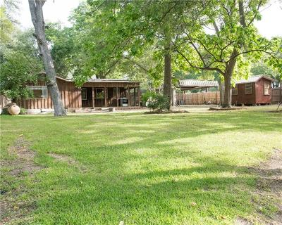Weatherford Single Family Home For Sale: 1123 E Lake Drive