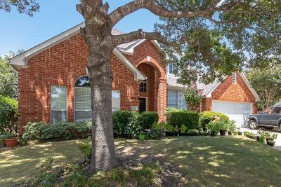 McKinney Single Family Home For Sale: 5906 Edgewood Drive