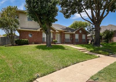 Mesquite Single Family Home For Sale: 1622 Develon Drive