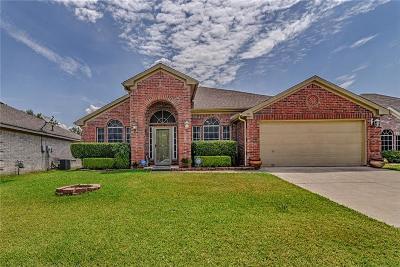 Arlington Single Family Home For Sale: 1128 Deer Valley Lane