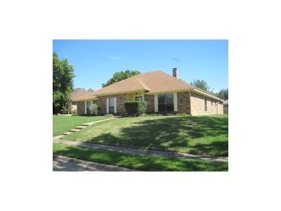 Plano Single Family Home For Sale: 4440 Early Morn Drive