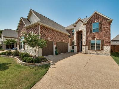 Frisco Single Family Home For Sale: 14634 Crystal Beach Lane