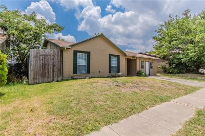 Arlington Single Family Home For Sale: 1714 Granada Drive