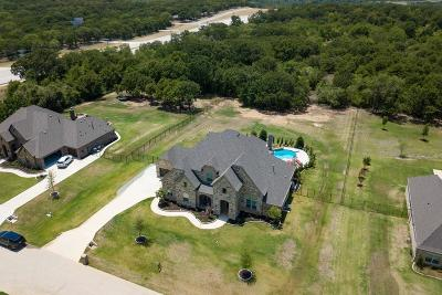 Flower Mound Single Family Home For Sale: 4509 Donnoli Drive