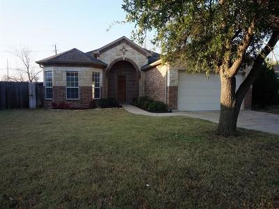 Rowlett Residential Lease For Lease: 3222 Maple Lane