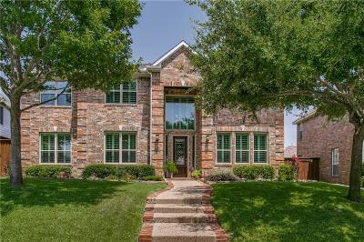 Single Family Home For Sale: 8504 High Meadows Drive