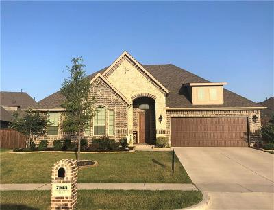 Mckinney Single Family Home For Sale: 7913 Weatherford Trace