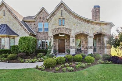Prosper Single Family Home For Sale: 9100 Saddle Horn Court