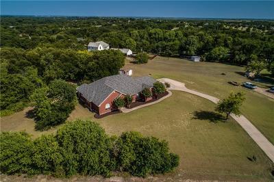 Waxahachie Single Family Home For Sale: 1034 E Woodridge Drive