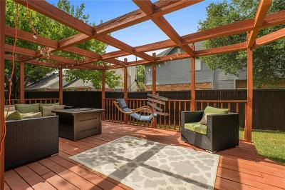 Mckinney Single Family Home For Sale: 5030 Bryn Mawr Drive