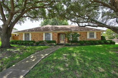 Single Family Home For Sale: 2000 Oakbluff Drive