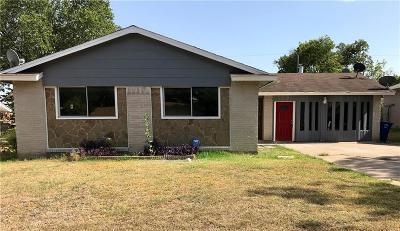 Dallas Single Family Home For Sale: 624 Oceanview Drive