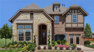 Mckinney Single Family Home For Sale: 5821 Folsum Place