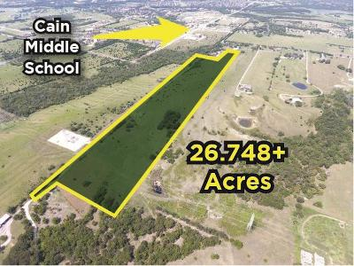 Rockwall Farm & Ranch For Sale: 429 Hanby Lane