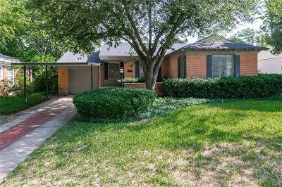 Single Family Home For Sale: 4021 Rochelle Drive