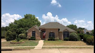 Lewisville Single Family Home For Sale: 1433 Brazos Boulevard