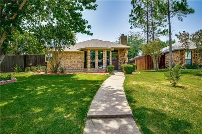 Mesquite Single Family Home For Sale: 1814 Apache Trail