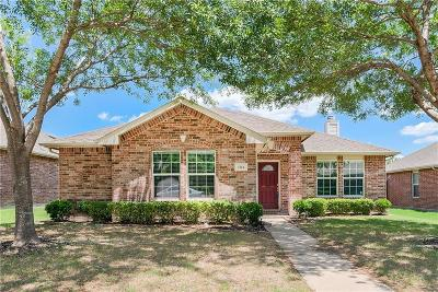 Allen Single Family Home For Sale: 1714 Zavala Drive