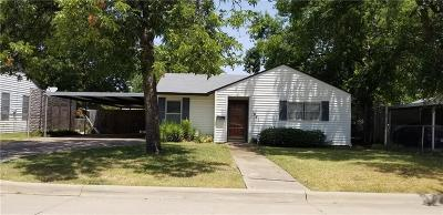 Blue Mound Single Family Home For Sale: 1641 Bell Avenue