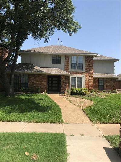 Plano Single Family Home For Sale: 2817 Piedra Drive