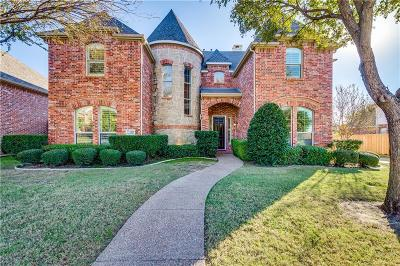 Carrollton Single Family Home For Sale: 1428 Van Winkle