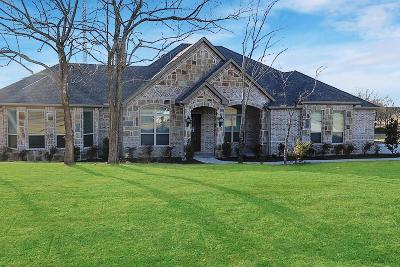 Van Alstyne Single Family Home For Sale: 191 Winchester