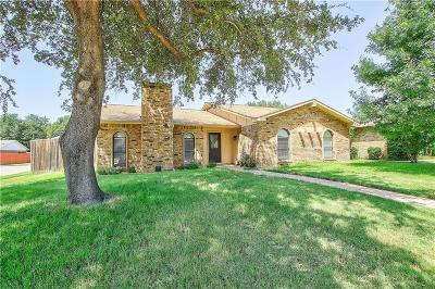 Coppell Single Family Home Active Contingent: 300 Park Meadow Way