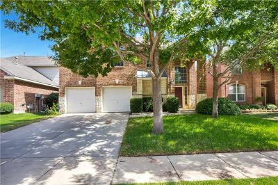 Fort Worth Single Family Home For Sale: 4617 Dwarf Nettle Drive